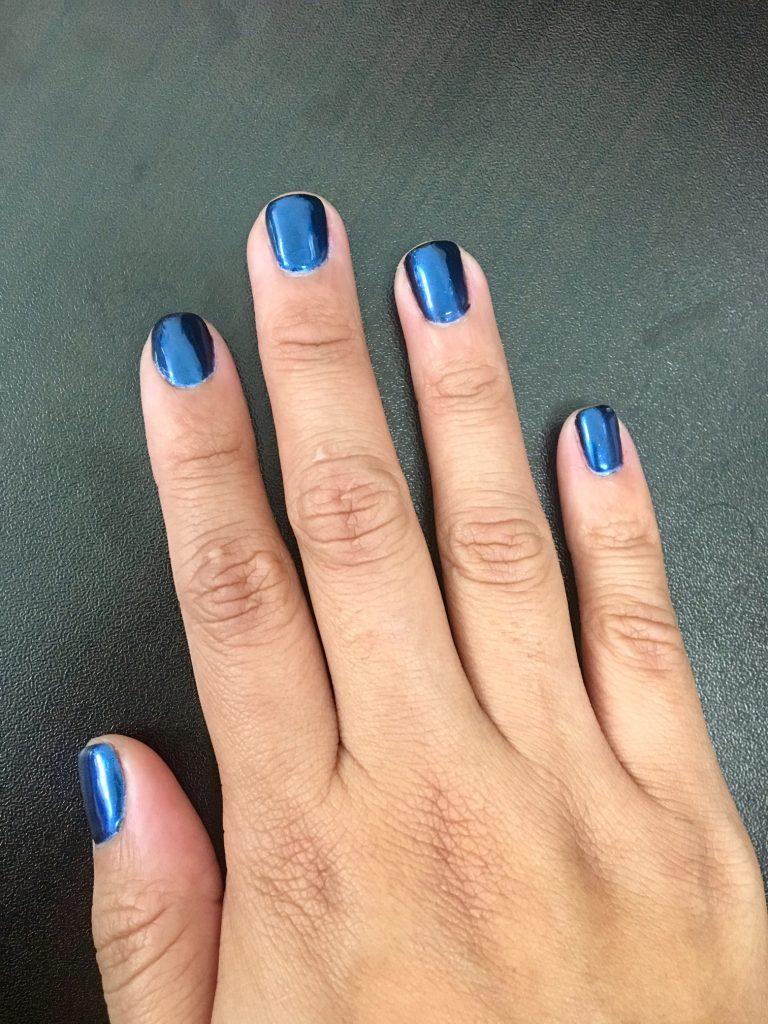 Metal nails 1